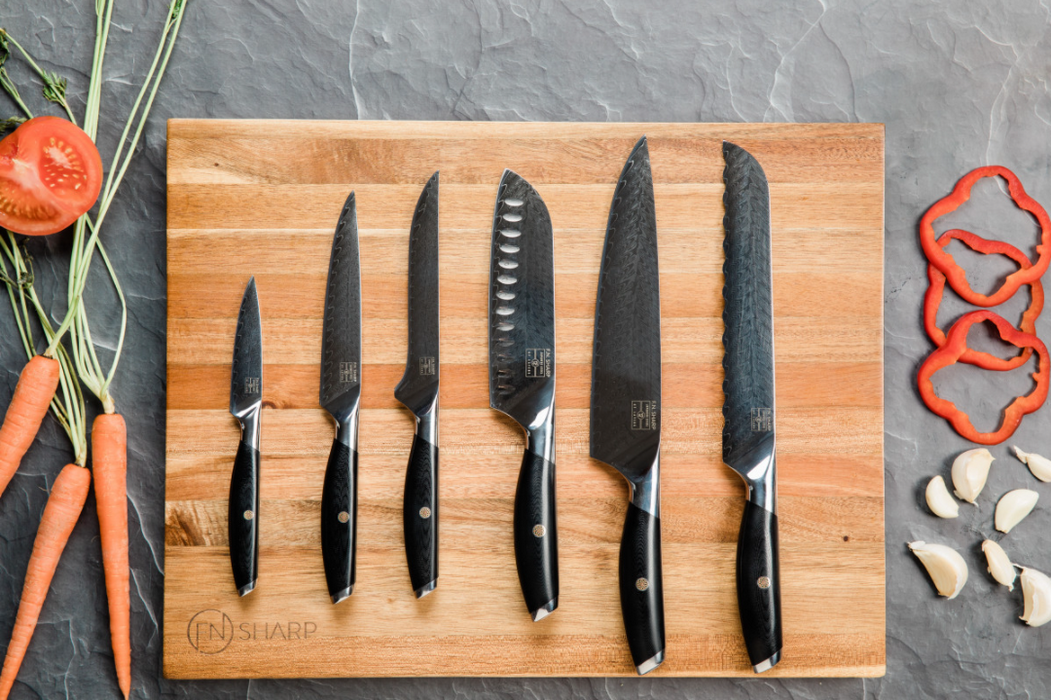 How To Choose The Right Kitchen Knife Sets